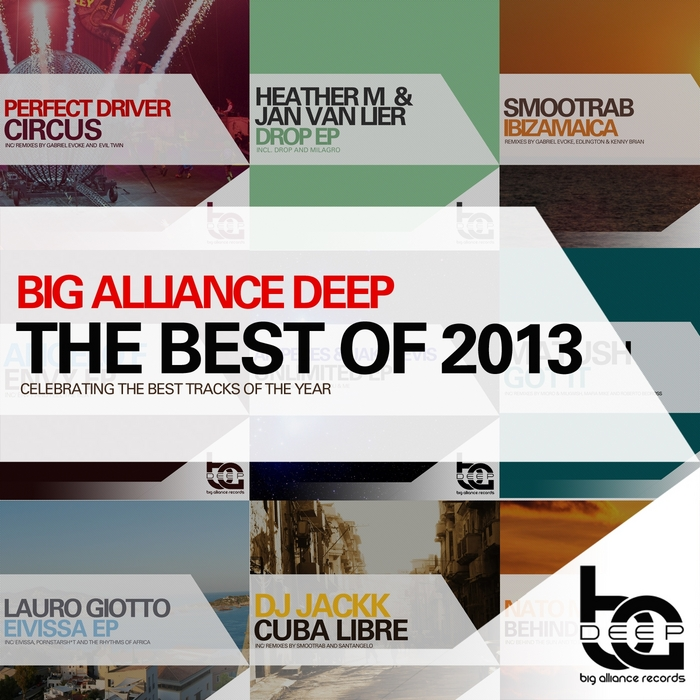 VARIOUS - The Best Of Big Alliance Deep 2013