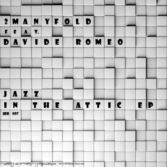 2MANYFOLD feat DAVIDE ROMEO - Jazz In The Attic