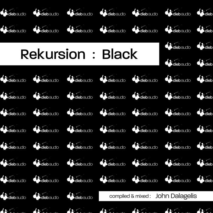 DALAGELIS, John/VARIOUS - Rekursion : Black