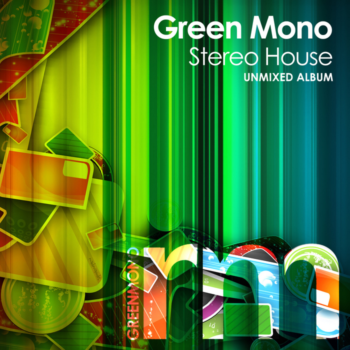 FRESH PRODUCE - Green Mono Stereo House