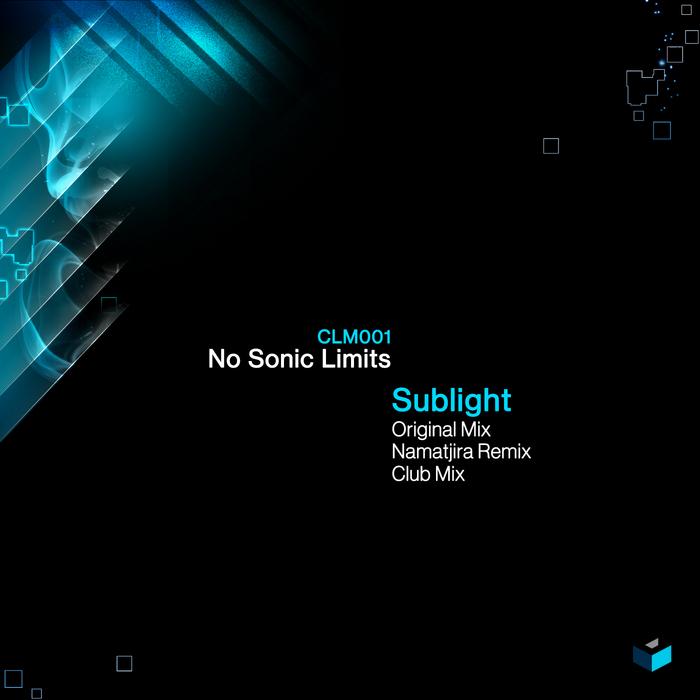 NO SONIC LIMITS - Sublight