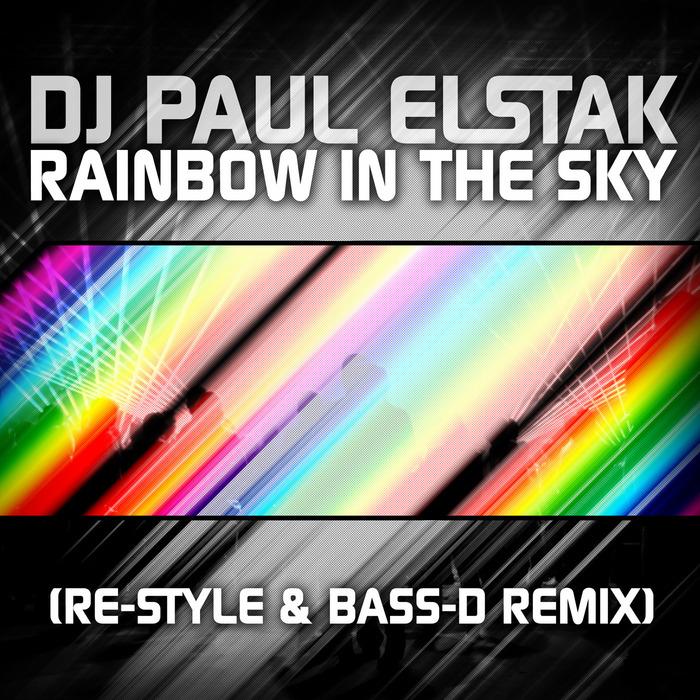 DJ PAUL ELSTAK - Rainbow In The Sky