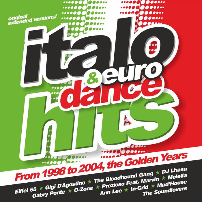 VARIOUS - Italo & Euro Dance Hits