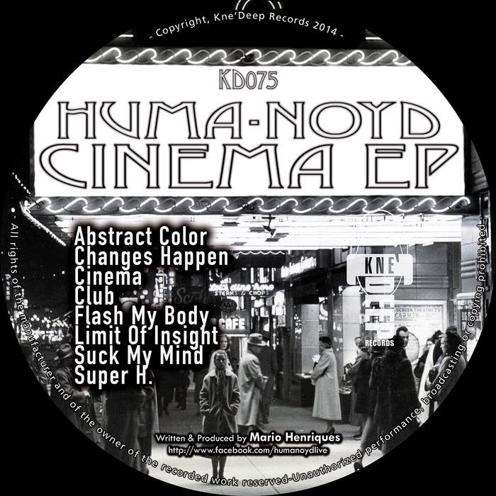 HUMA NOYD - Cinema EP