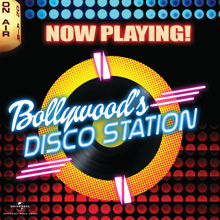 VARIOUS - Now Playing! Bollywoodas Disco Station