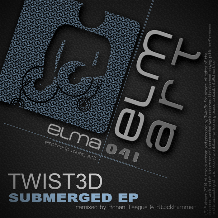 TWIST3D - Submerged EP
