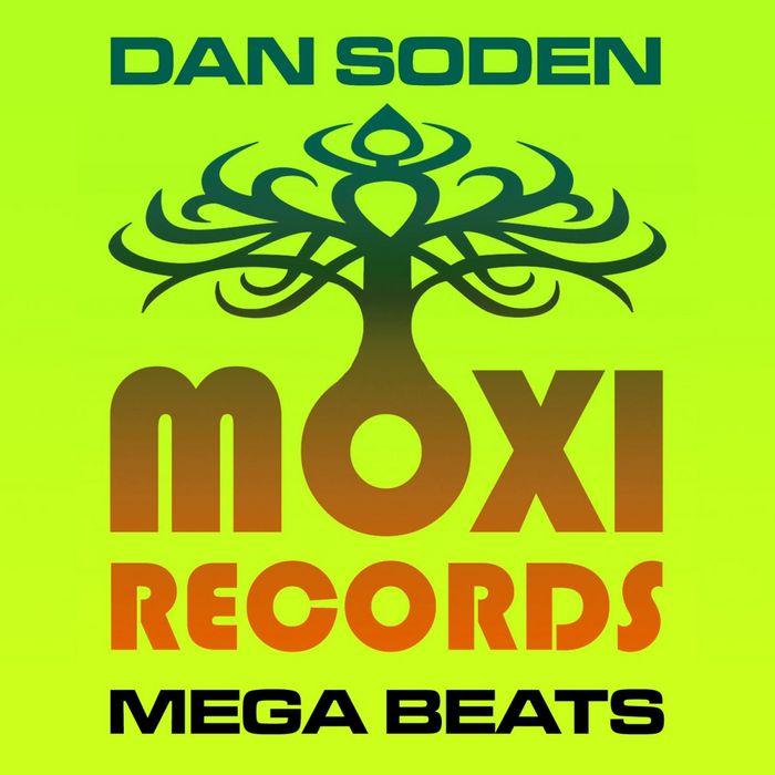 SODEN, Dan - Moxi Mega Beats Volume 2 - The Dan Soden Collection