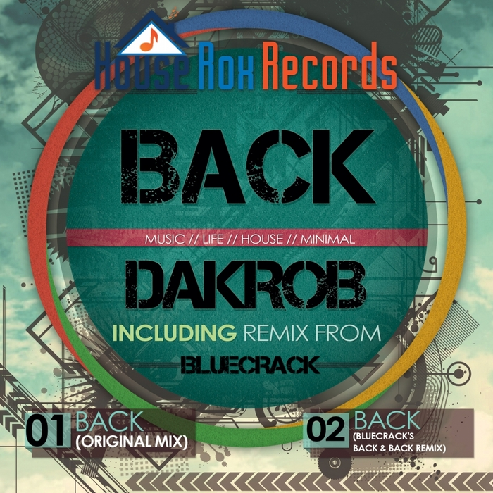 DAKROB - Back