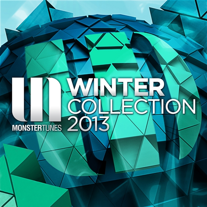 VARIOUS - Monster Tunes - Winter Collection 2013