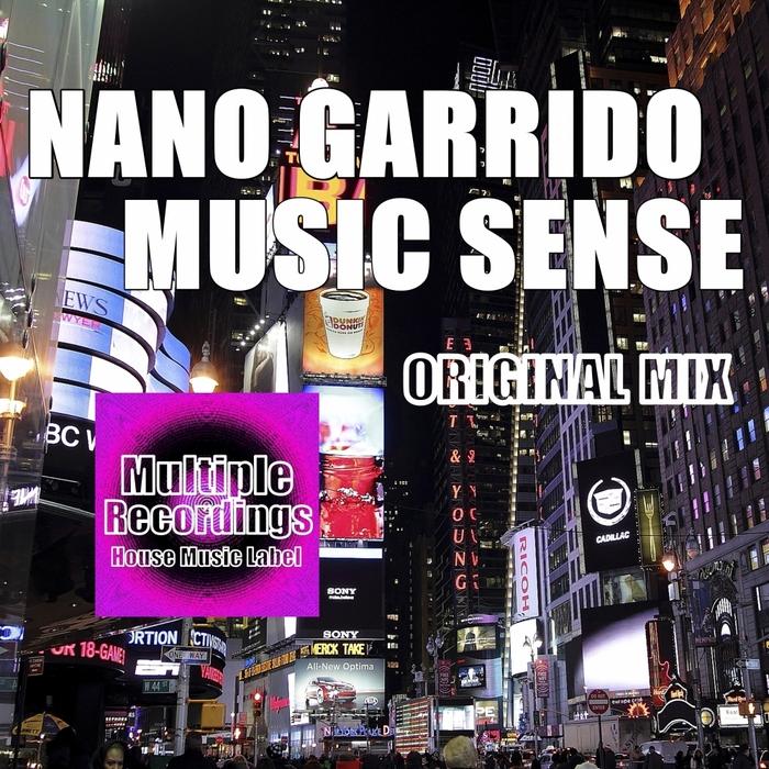 GARRIDO, Nano - Music Sense