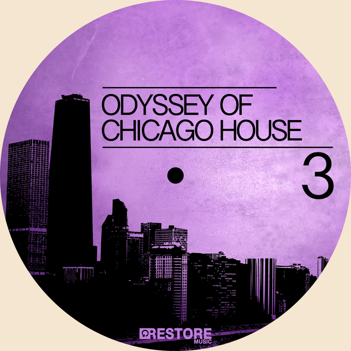 VARIOUS - Odyssey Of Chicago House Vol 3