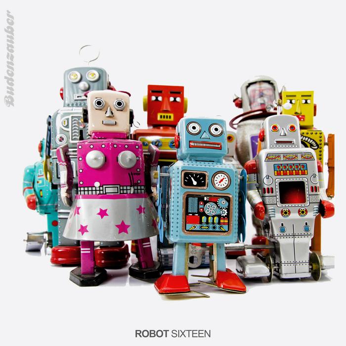 VARIOUS - Robot - Sixteen