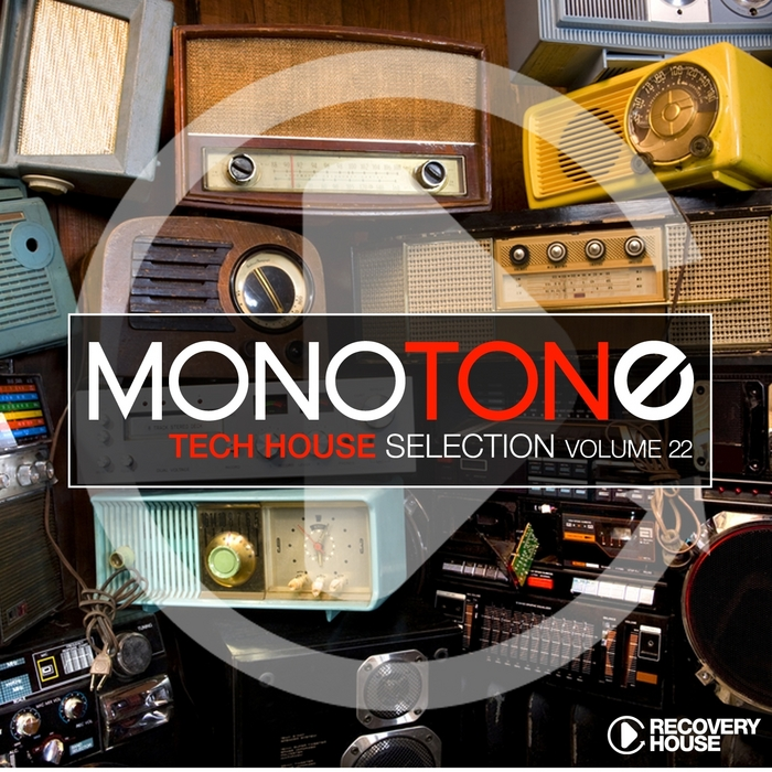 VARIOUS - Monotone Vol 22 - Tech House Selection