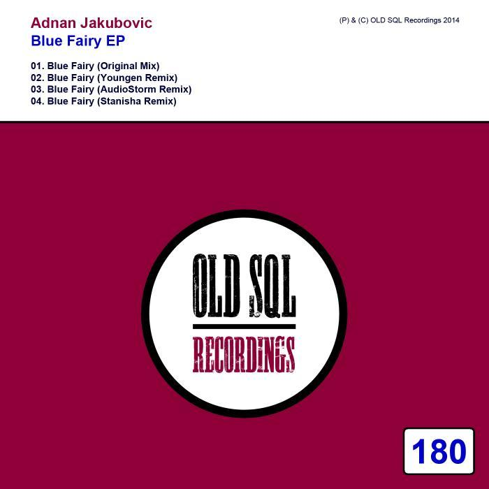 JAKUBOVIC, Adnan - Blue Fairy EP