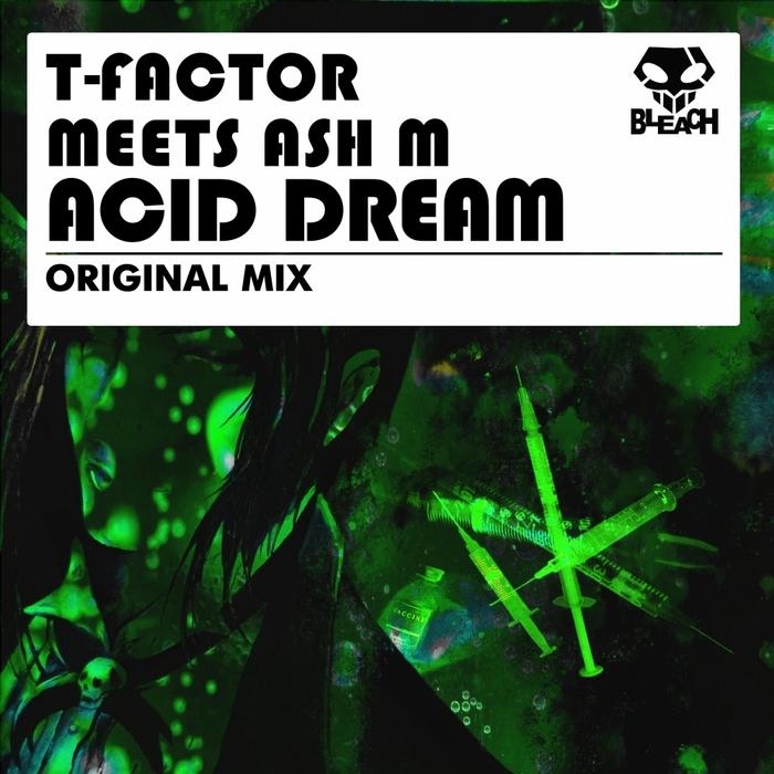 T FACTOR/ASH M - Acid Dream