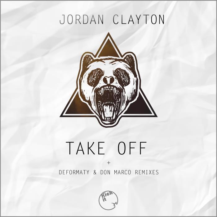 CLAYTON, Jordan - Take Off