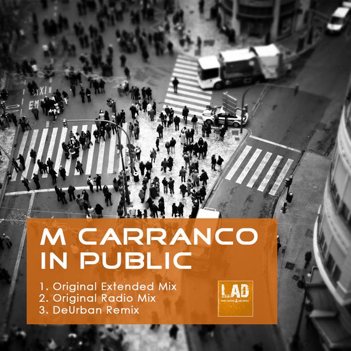 CARRANCO, Manuel - In Public