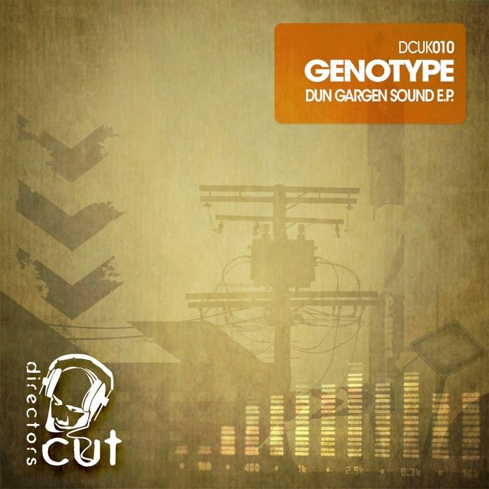 GENOTYPE - Dun Gargen EP