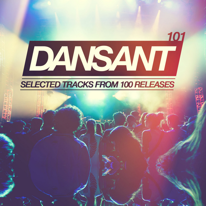 VARIOUS - Dansant 101 Selected Tracks From 100 Releases