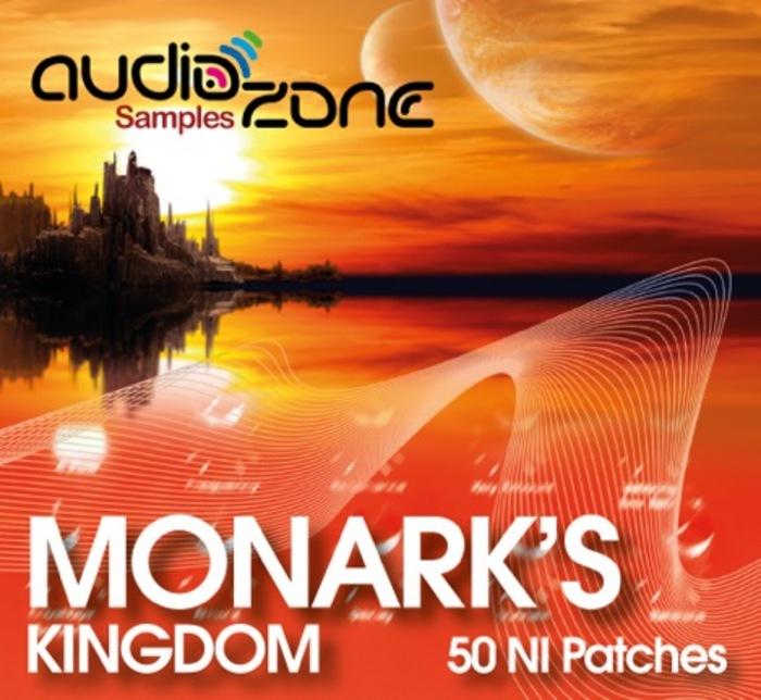 AUDIOZONE STUDIO - Monark's kingdom (Sample Pack Presets)