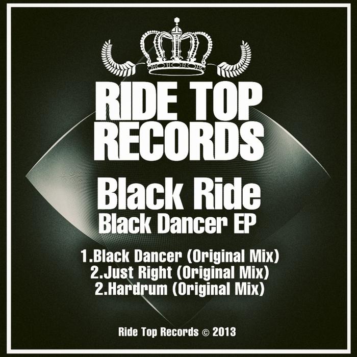 BLACK RIDE - Black Dancer EP