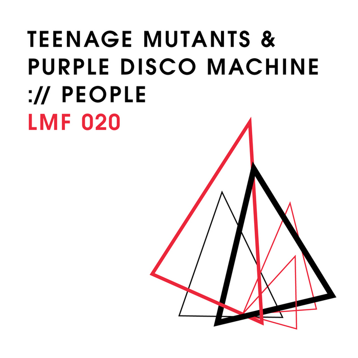 TEENAGE MUTANTS/PURPLE DISCO MACHINE - People