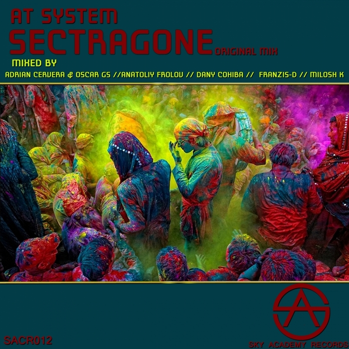 AT SYSTEM - Sectragone (remixes)