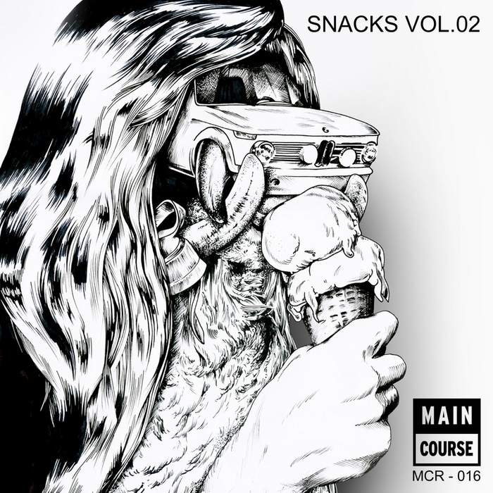 VARIOUS - Main Course Presents Snacks Volume 2