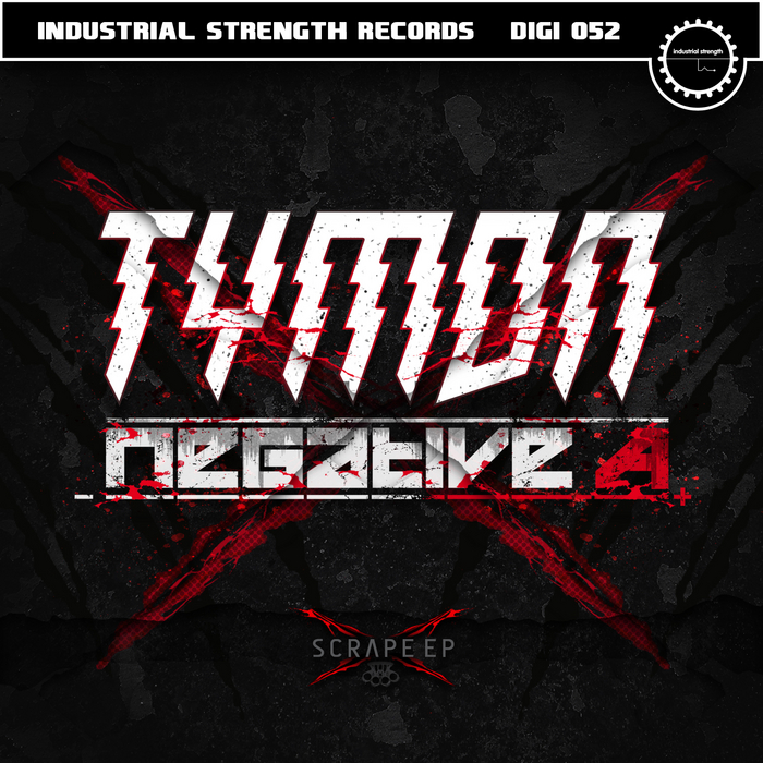 TYMON/NEGATIVE A - Scrape
