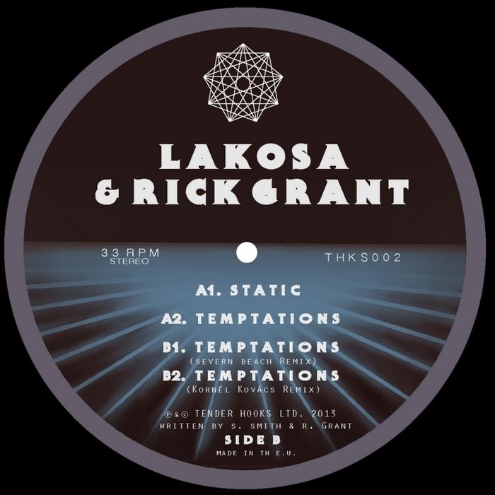 LAKOSA/RICK GRANT - Static/Temptations