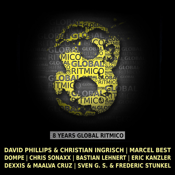 VARIOUS - 8 Years Global Ritmico