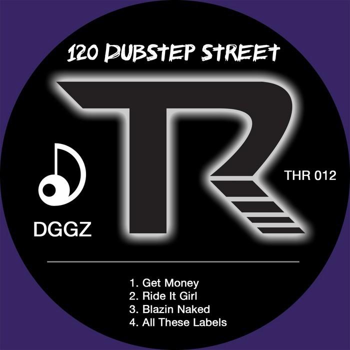 DGGZ - 120 Dubstep Street EP