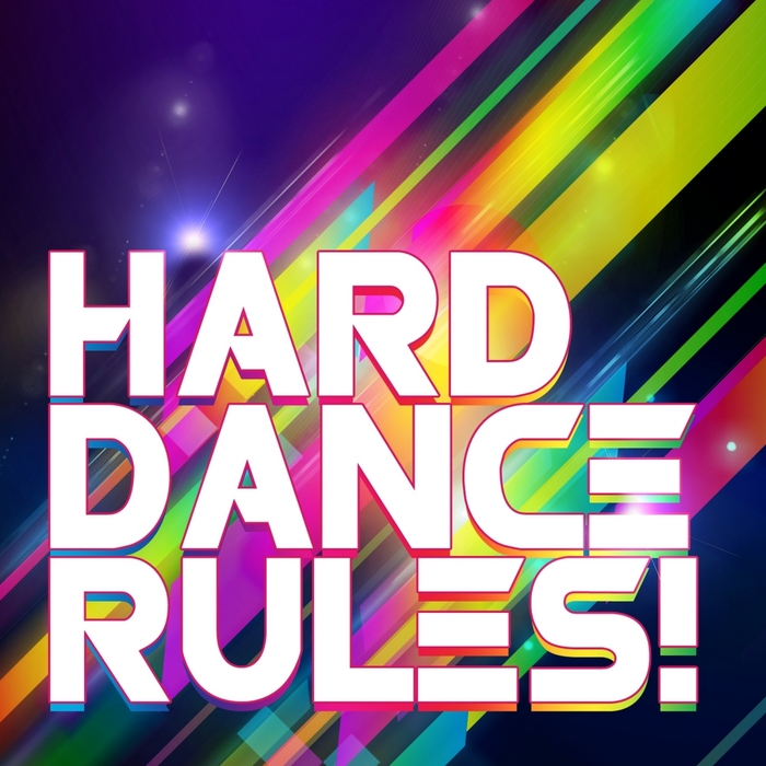 VARIOUS - Hard Dance Rules