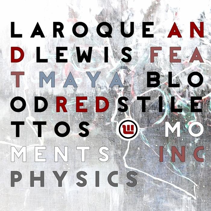 LAROQUE/LEWIS - Blood Red Stilettos