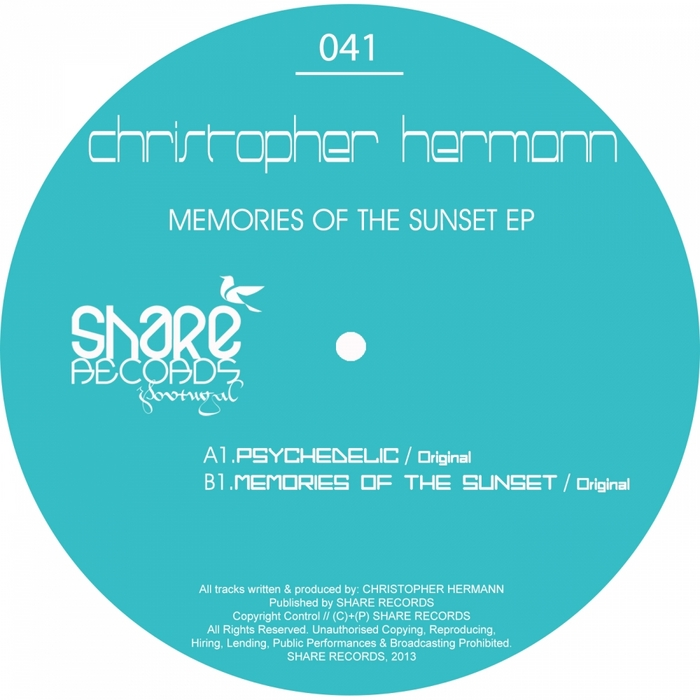 HERMANN, Christopher - Memories Of The Sunset EP