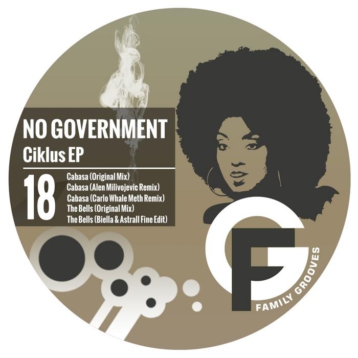 NO GOVERNMENT - Ciklus EP