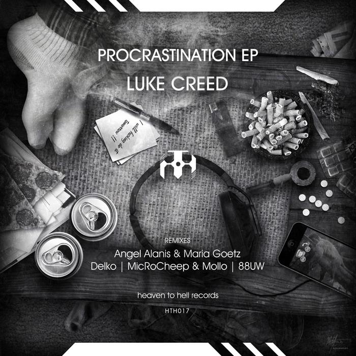 CREED, Luke - Procrastination EP