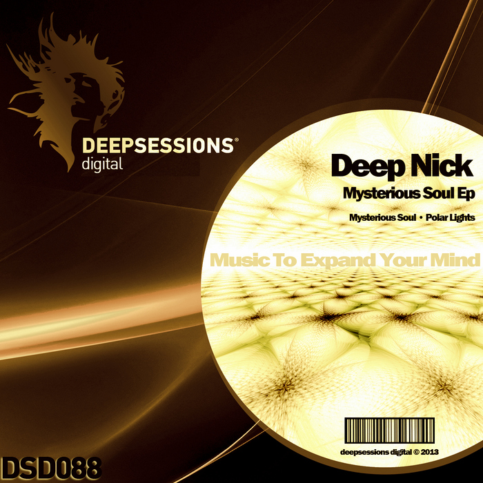 DEEP NICK - Mysterious Soul EP