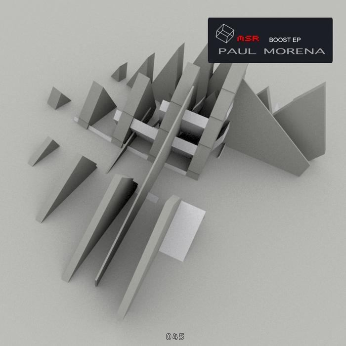 MORENA, Paul - Boost EP