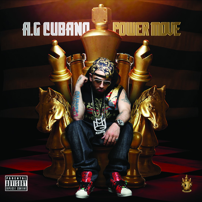 AG CUBANO - Power Move