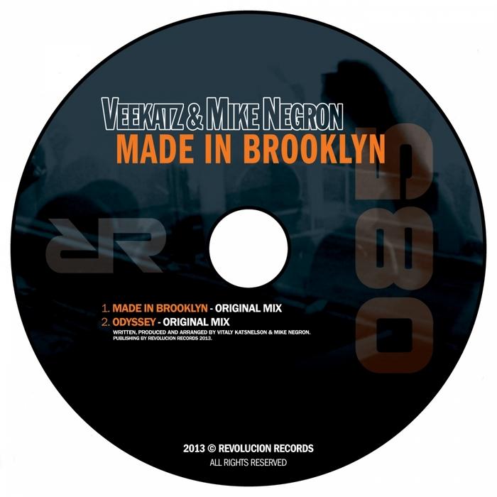 VEEKATZ/MIKE NEGRON - Made In Brooklyn