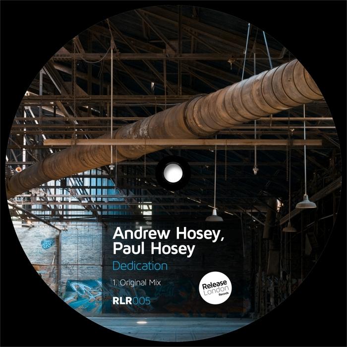 HOSEY, Andrew/PAUL HOSEY - Dedication