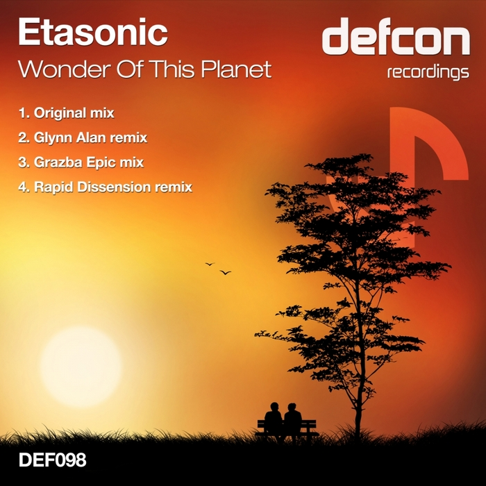 ETASONIC - Wonder Of This Planet