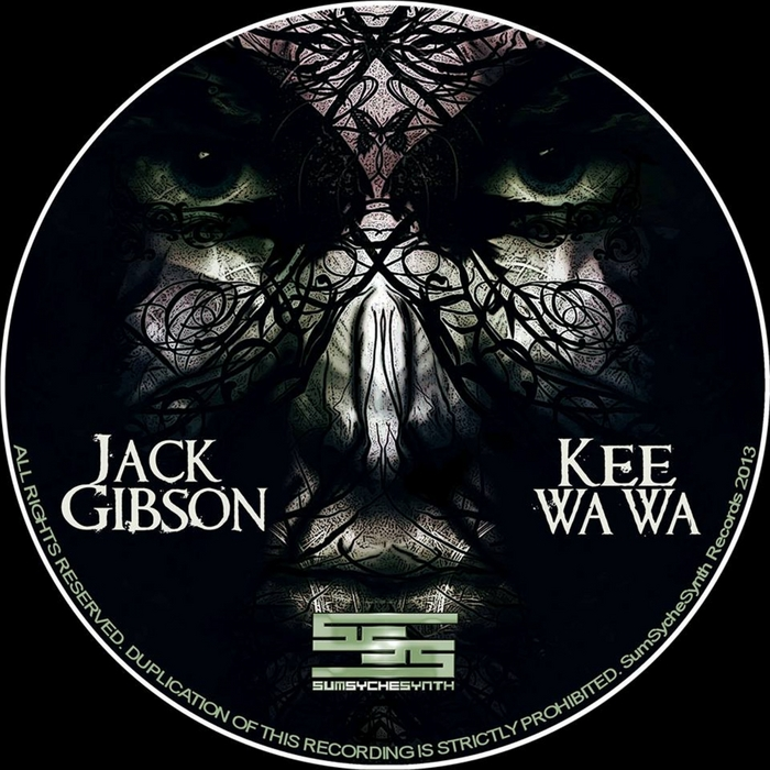 GIBSON, Jack - Kee Wa Wa