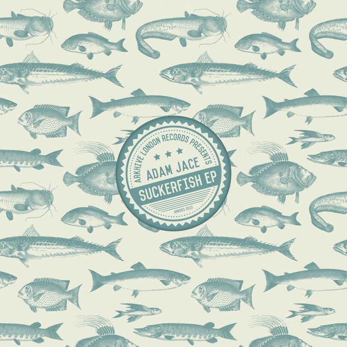JACE, Adam - The Suckerfish EP