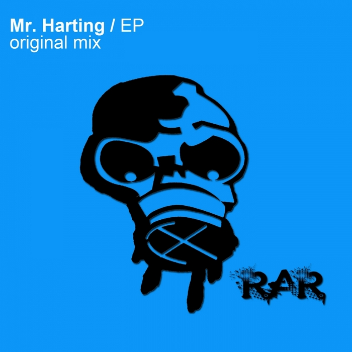 MR HARTING - Mr Harting EP