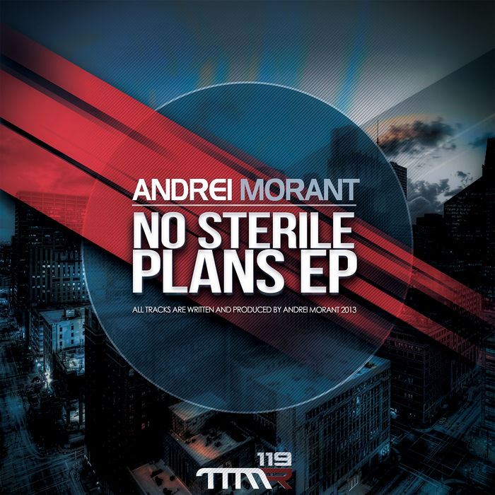 MORANT, Andrei - No Sterile Plans EP