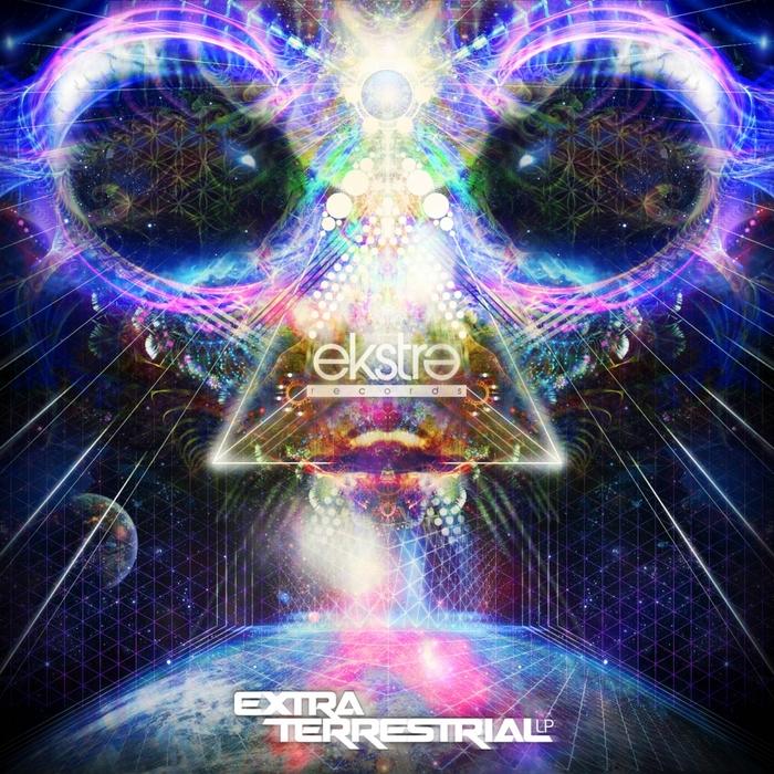 VARIOUS - Extra Terrestrial LP