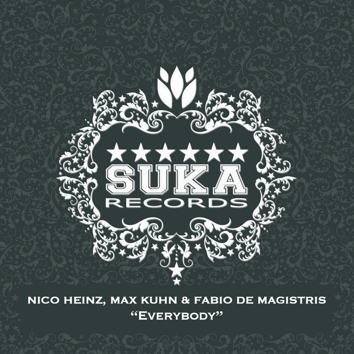 HEINZ, Nico/MAX KUHN/FABIO DE MAGISTRIS - Everybody