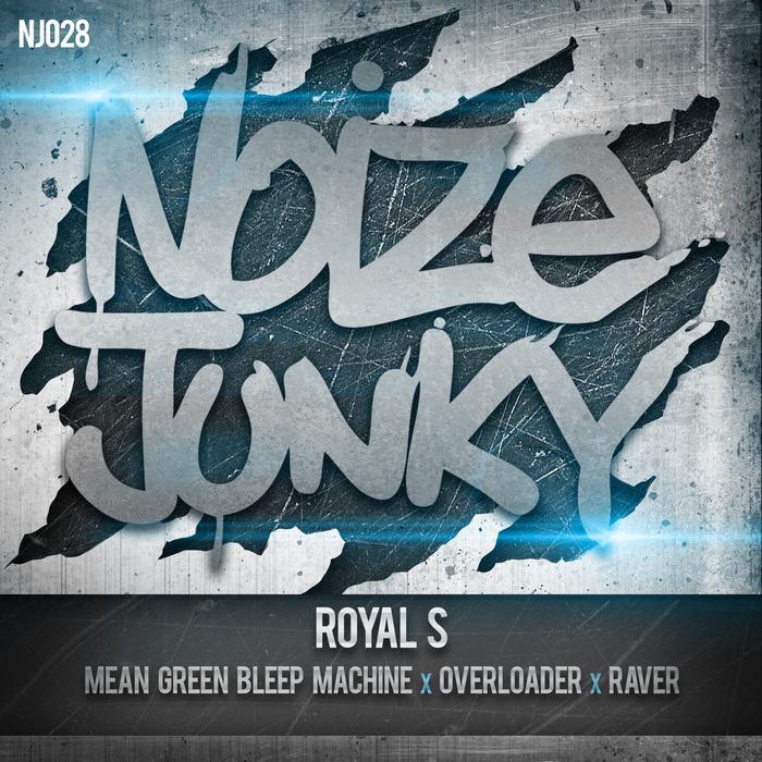 ROYAL S - Mean Green Bleep Machine